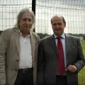 Enrico Vanzina e Mario Canapini