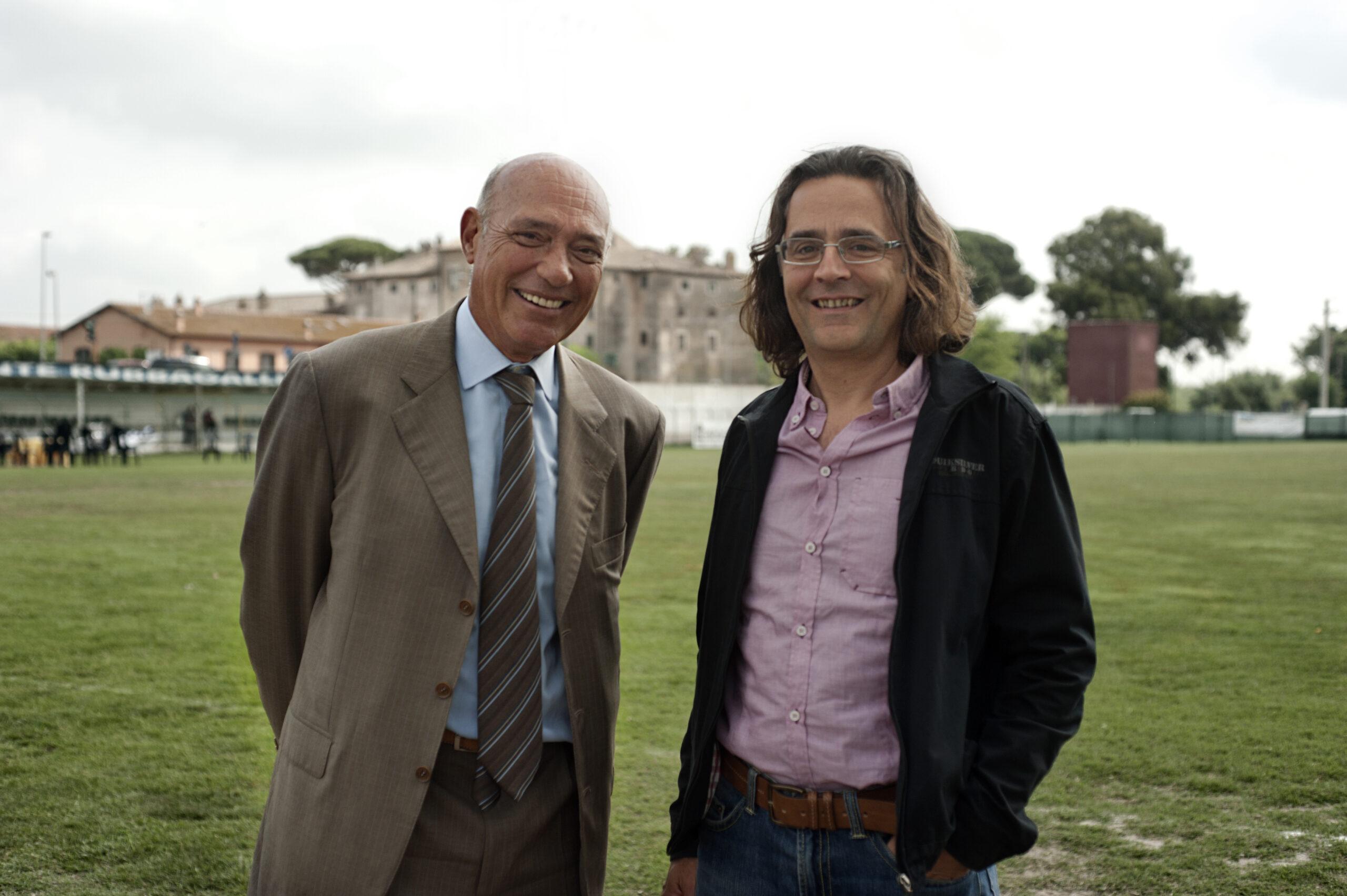 Sergio-Estivi-e-Prof.Gianluca-Piovesan-Docente-UniversitÖ-della-Tuscia